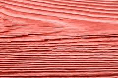 Textura de madera coralina de vida del vintage abstraiga el fondo fotos de archivo libres de regalías