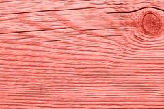 Textura de madera coralina de vida del vintage abstraiga el fondo imagen de archivo libre de regalías