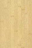 Textura de madera de bambú de la chapa Fotos de archivo
