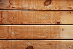 Textura de madera de Brown Foto de archivo