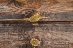 Textura de madera de Brown Fotos de archivo