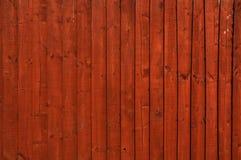 Textura de madera de la cerca Fotografía de archivo libre de regalías