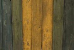 Textura de madera de la cerca del tablero Fotos de archivo libres de regalías