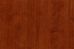 Textura de madera de la cereza de Pensylwania del primer Imagenes de archivo