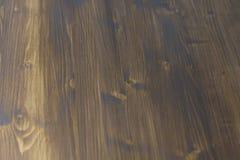 Textura de madera de la estructura de Brown Imagenes de archivo