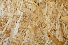 Textura de madera de la madera contrachapada o del panel duro Fotografía de archivo libre de regalías