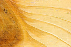 Textura de madera de la madera de pino Foto de archivo libre de regalías