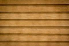 Textura de madera de la pared Fotografía de archivo