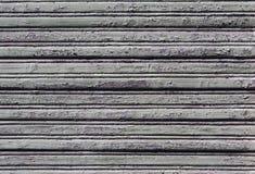 Textura de madera de la pared Fotografía de archivo libre de regalías
