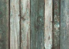 Textura de madera de la pared de los azules marinos sucios Imagen de archivo