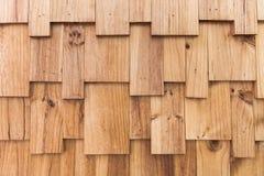 Textura de madera de la pared del vintage Foto de archivo libre de regalías