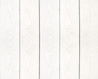 Textura de madera de la pared del vintage blanco. Foto de archivo libre de regalías