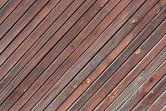 Textura de madera de la pared Fondo arquitectónico Fotografía de archivo libre de regalías