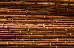 Textura de madera de la pared para el uso del fondo Imagen de archivo libre de regalías