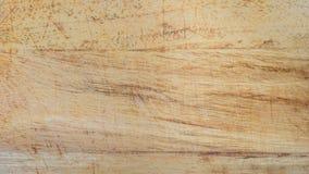 Textura de madera de la tajadera Foto de archivo libre de regalías