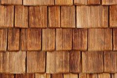 Textura de madera de la teja Imagen de archivo