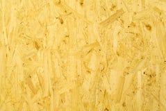 Textura de madera de OSB Imagen de archivo libre de regalías