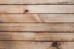 Textura de madera de tableros Imagen de archivo