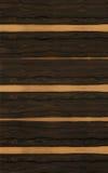 Textura de madera de Ziricote Foto de archivo libre de regalías