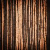 Textura de madera del ébano Fotografía de archivo libre de regalías