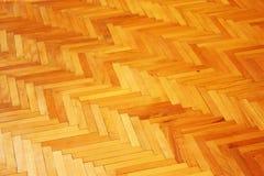 Textura de madera del entarimado Foto de archivo libre de regalías