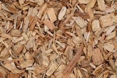 Textura de madera del fondo de los chippings Fotografía de archivo