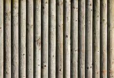 Textura de madera del fondo de los registros Foto de archivo libre de regalías