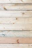Textura de madera del fondo de los tablones Fotos de archivo libres de regalías