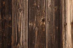Textura de madera del fondo del piso del granero viejo Imagen de archivo