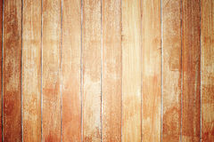 Textura de madera del fondo del vintage Imagen de archivo libre de regalías