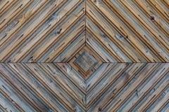 Textura de madera del fondo Madera vieja del vintage Fotografía de archivo libre de regalías