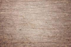 Textura de madera del fondo, proceso retro del estilo Fotos de archivo