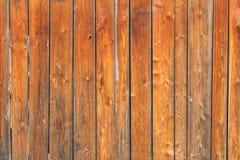 Textura de madera del fondo Rayas de madera viejas del vintage Imagen de archivo