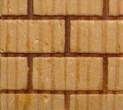 Textura de madera del ladrillo Fotos de archivo libres de regalías