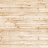 Textura de madera del marrón del tablón del pino para el fondo Imagen de archivo libre de regalías