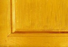 Textura de madera del oro Fotografía de archivo