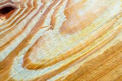 Textura de madera del pino natural macro de la visión superior Imágenes de archivo libres de regalías
