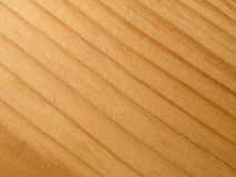 Textura de madera del pino sin procesar Fotos de archivo libres de regalías