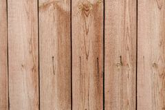 Textura de madera del primer Fotos de archivo libres de regalías