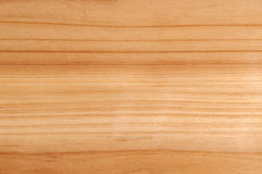 Textura de madera del tablero Imágenes de archivo libres de regalías