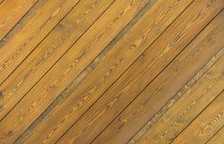 Textura de madera en el apartadero Fotografía de archivo libre de regalías