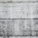 Textura de madera en el concreto Foto de archivo libre de regalías
