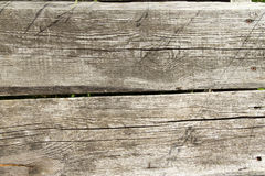 Textura de madera en el top Foto de archivo