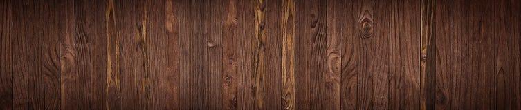 Textura de madera envejecida, fondo de madera panorámico para el jefe del sitio Fotografía de archivo