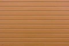 Textura de madera escandinava en - textura - fondo amarillo-naranja y x28; ciudad vieja histórica de Porvoo, Finland& x29; Imagenes de archivo