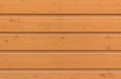 Textura de madera escandinava en - textura - fondo rojo-anaranjado y x28; ciudad vieja histórica de Porvoo, Finland& x29; Fotos de archivo
