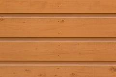 Textura de madera escandinava en - textura - fondo rojo-anaranjado y x28; ciudad vieja histórica de Porvoo, Finland& x29; Foto de archivo
