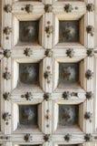 Textura de madera gótica Fotografía de archivo libre de regalías