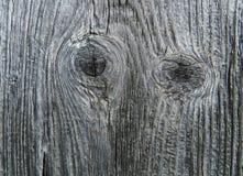 Textura de madera gris Foto de archivo libre de regalías