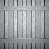 Textura de madera gris del fondo del vector Foto de archivo